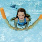 Flytstav för simning 160 cm