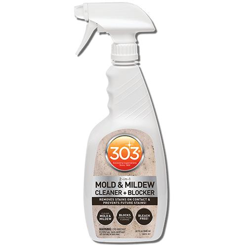 Mold mildew cleaner