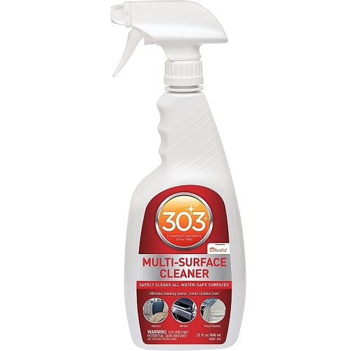 Multi surface cleaner